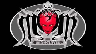 Methods of mayhem get naked video — 1