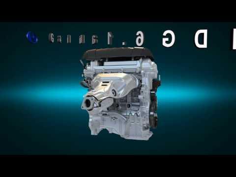 Фото к видео: Hyundai Unveils New Gamma 1.6L GDI Engine