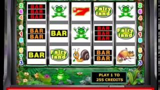 Игровой автомат Fairy Land