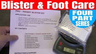 Pocket Blister Care Kit - PART I