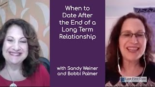 When to Date After the End of a Long Term Relationship