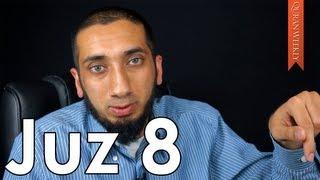 Parents in Islam [Juz 8] - Nouman Ali Khan