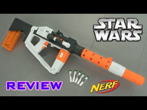 [REVIEW] Nerf Star Wars First Order Stormtrooper Deluxe Blaster