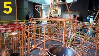 Top 5 Near Perpetual Motion Machines