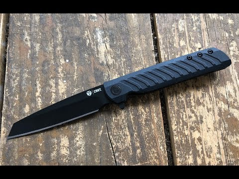 The CRKT LCK Pocketknife: The Full Nick Shabazz Review