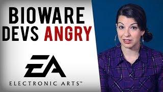 Bioware Devs Upset With Anita Sarkeesian Visit