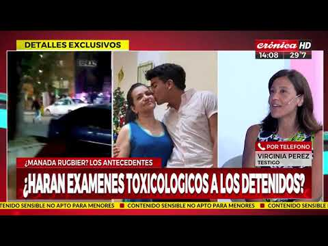 Video: Rugbiers mataron a golpes a un joven en Villa Gesell