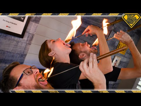 Why You SHOULD Put Fire In Your Mouth