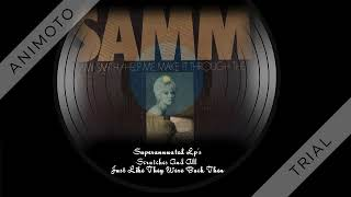 SAMMI SMITH help me make it trough the night Side One