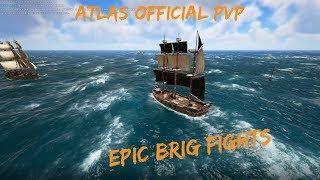 Intense Ship Battles | Atlas Official PvP