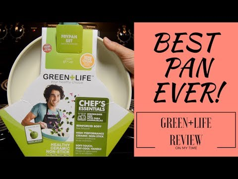 BEST PAN EVER | Green+Life Ceramic Pan Review
