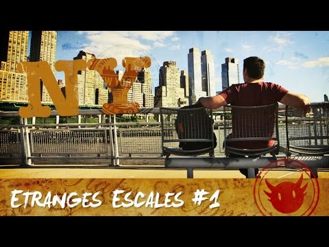 Podivuhodná mezipřistání: New York