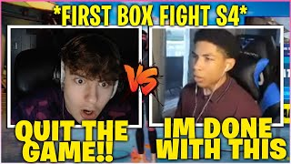 CLIX *SHOCKS* EVERYONE After He Did This To UNKNOWN Team In 3v3 BOX FIGHT WAGERS!