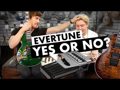 Evertune - Yes Or No? | ESP Guitars