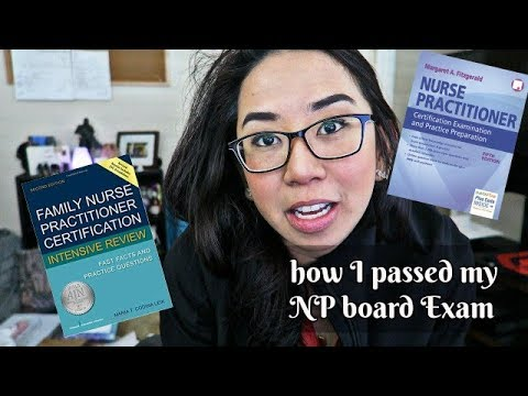 how i passed my FNP certification exam | AANP - YouTube