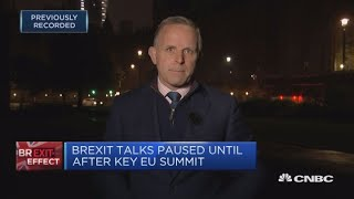 Northern Ireland backstop final hurdle in Brexit talks | Squawk Box Europe