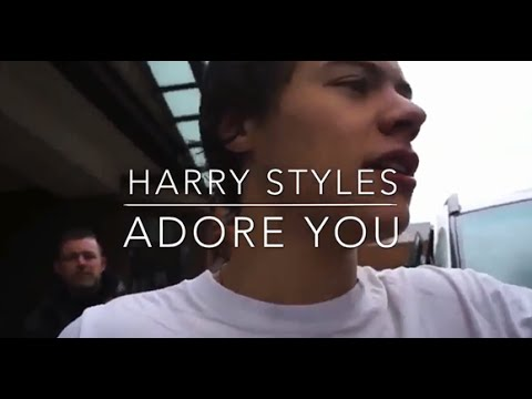 Harry Styles // Adore You