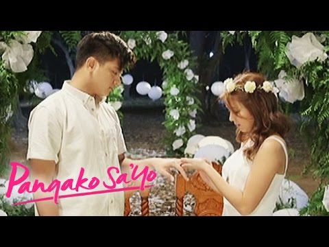 Pangako Sa'Yo: Angelo and Yna's Wedding