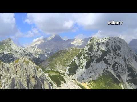 Triglav (2864m) iz Viševnika (2050m)