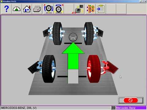 V3DEL Wheel Aligner