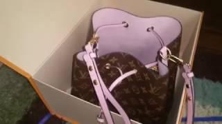 Louis Vuitton Neo Noe Bag Review