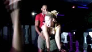 LEFTSIDE Aka DR EVIL live 2010- More punanny & She nuh waah