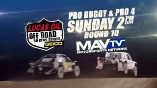 LOORS 2016 Pro Buggy & Pro 4 SUNDAY 2pm Round 10