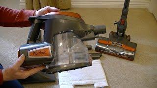 Shark Rocket Lightweight Hand Held Vacuum Cleaner Unboxing & First Look