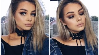 CHATTY ONE BRAND TUTORIAL | URBAN DECAY - Video Youtube