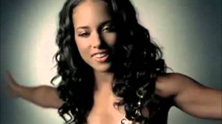 ALICIA KEYS SUPER WOMAN SLOWED DOWN