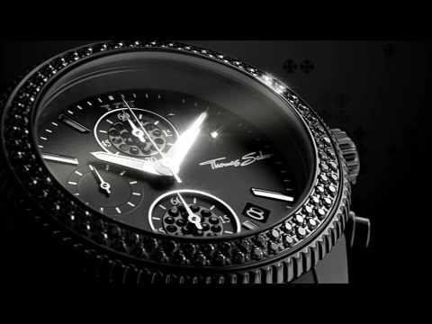 Thomas Sabo Sterling Silver Rebel at heart Watches