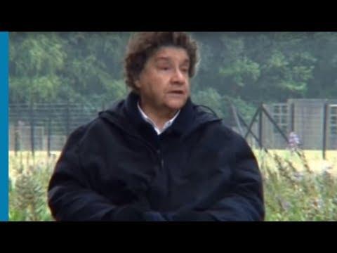 Бетти Меир рассказывает о своей работе медсестрой в лагере Вестерборк