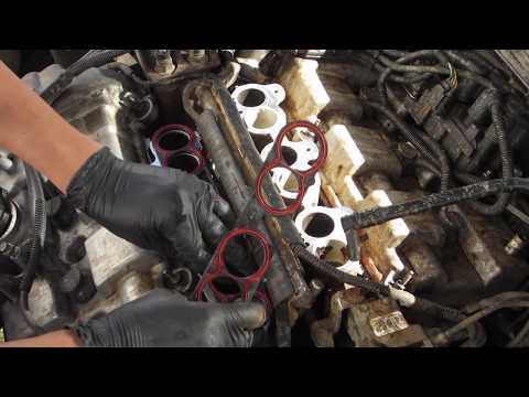 Ford Duratec V6 - Empaques de punterias