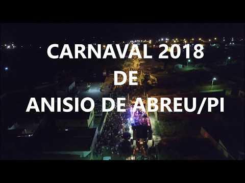 Carnaval de Anisio de Abreu -PI (2018)