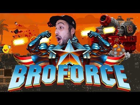 BRO... Broforce el regreso - GOTH