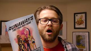Marvel Comics Review: Runaways Vol. 1 Find Your Way Home