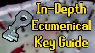 An In-Depth Ecumenical Keys Guide - OSRS - Money Making Method