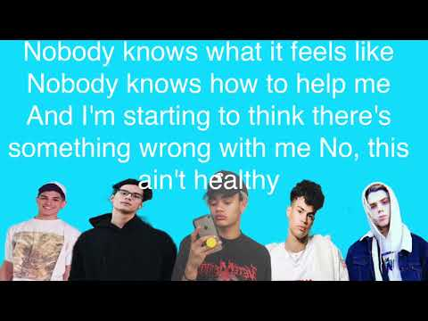 PRETTYMUCH - Healthy Lyrics