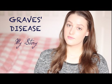 Video GRAVES' DISEASE (Morbus Basedow) | Symptoms | Treatment | Causes | My Story