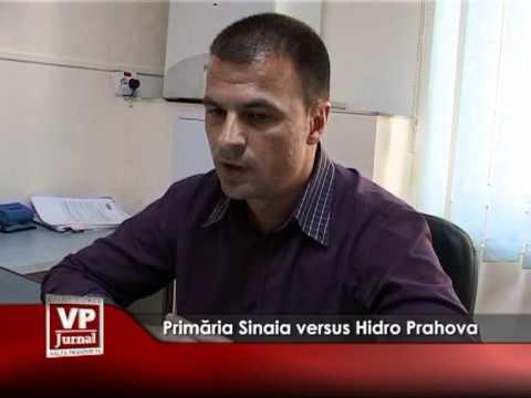 Primăria Sinaia, versus Hidro Prahova