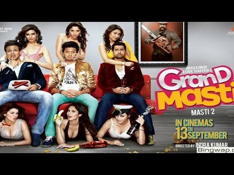 Download Great Grand Masti Full Movie Event - Urvashi Rautela, Riteish Deshmukh - Full Movie Promotional HD Mp4 3GP Video and MP3