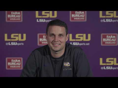 Will Wade talks No. 23 LSU's upcoming game vs. VCU, more