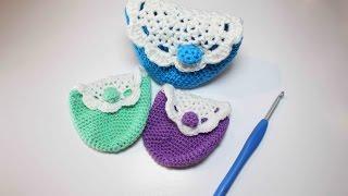 كروشيه شنطه صغيره |crochet Mini Bag