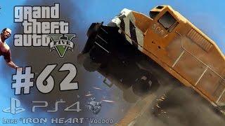 """GTA 5 (NextGen) Прохождение [Миссия: Под Откос (Derailed)] Часть #62 ► Геймплей """"GTA V"""""""