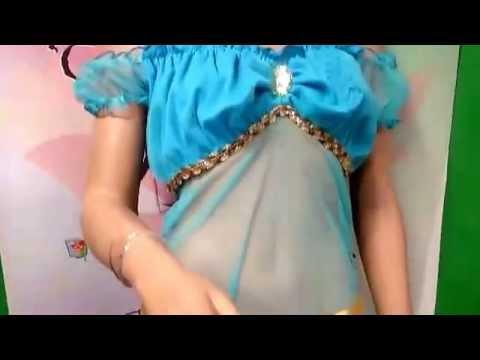 Disfraz de Bailarina arabe adulta