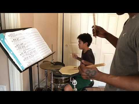 8th Note Reading Exercise
