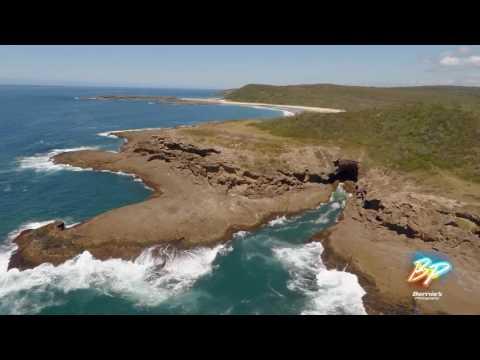 CATHERINE HILL BAY - NEWCASTLE (Please watch in HD)