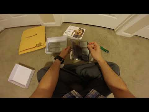 Unboxing Brave Tarzan Muscle Toner, Abdominal workouts Fitness Portable AB Machine Abdominal Toning