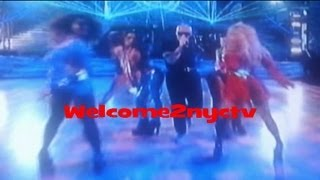 Dancing With The Stars All Stars Pitbull Performs {Dont Stop The Party} Live