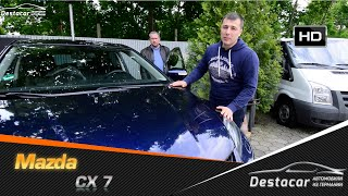 покупка Mazda CX 7 в Германии